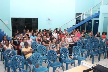 Professores durante Sessão do dia 02/12/2019