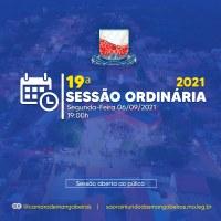 19° Sessão Ordinária (06/09)