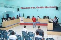 Aprovado projeto de lei que garante doação de terreno para construção da Promotoria de Justiça de Mangabeiras