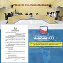 Câmara de Mangabeiras aprova regulamentação de faixas de domínio e pistas da estradas rurais