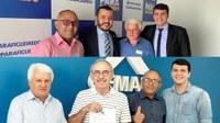 Em viagem a São Luís, Vereadores reivindicam serviços e obras públicas para Mangabeiras