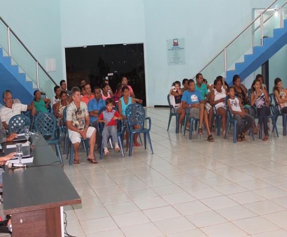 Moradores da Vila Ceci cobram na Câmara melhorias no abastecimento de água do bairro