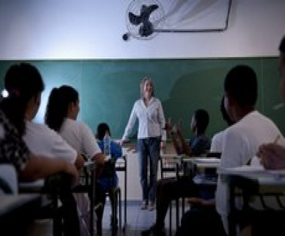 Programa de ensino integral tem adesão de 530 escolas