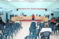 Queimadas em Mangabeiras foi o assunto mais comentado na Sessão Ordinária desse dia 16 de setembro