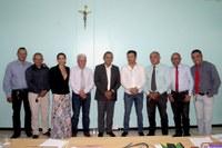 Realizada eleição da mesa diretora da Câmara de Mangabeiras; Irmão Leonardo é reeleito presidente