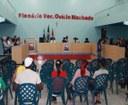 Sessão Ordinária da Câmara de São Raimundo das Mangabeiras no dia 01.09.2014