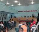 Sessão Ordinária da Câmara de São Raimundo das Mangabeiras no dia 02 de junho de 2014