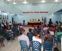 Sessão Ordinária da Câmara de São Raimundo das Mangabeiras no dia 12 de maio de 2014