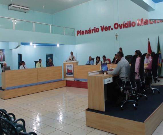 Vereadores aprovam projeto de lei reconhecendo bairros como zona urbana do município