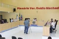 Vereadores aprovam leis que alteram o Código Tributário de São Raimundo das Mangabeiras