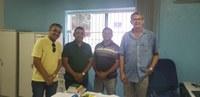 Vereadores de Mangabeiras reúnem-se com Supervisor Regional do DNIT em Barão de Grajaú