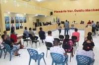 Vereadores dialogam com organizadores de eventos