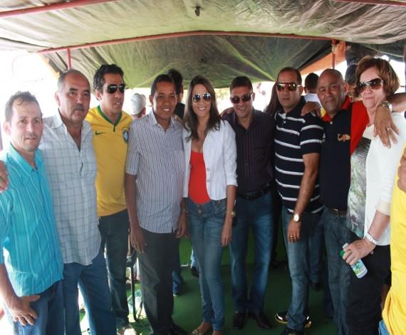 Vereadores participam das festividades cívicas alusivas ao Dia da Independência