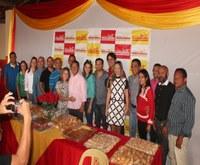 Vereadores participam das festividades do aniversário de 68 anos de São Raimundo das Mangabeiras