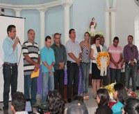 Vereadores participam das homenagens fúnebres aos ex-prefeitos José Pedro e Francisco Cardoso