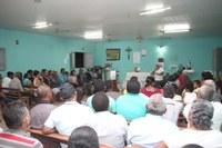 Vereadores participam de reunião para ouvir demandas de moradores do Povoado Morro do Chupé