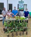 Vereadores recebem Secretário de Agricultura Familiar, Rodrigo Lago